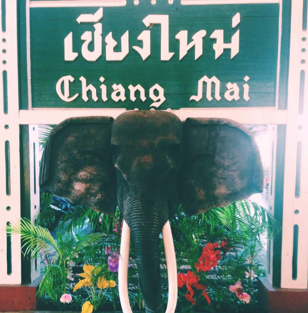 Welcome to Chiang Mai Sign | Go to Thailand