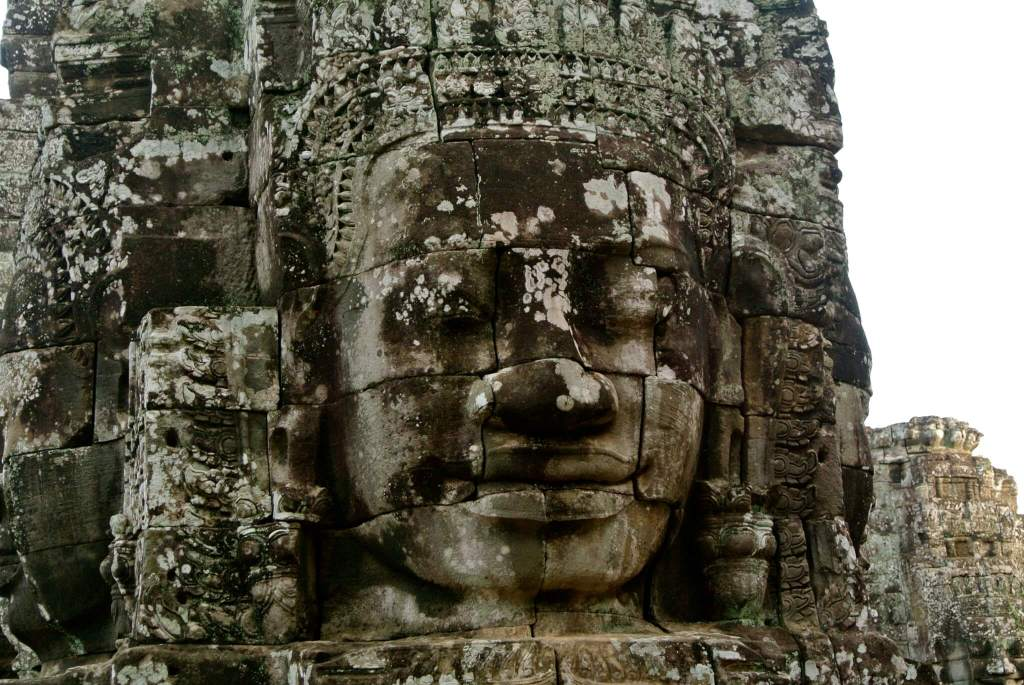 Bayon Temple, Cambodia, South East Asia
