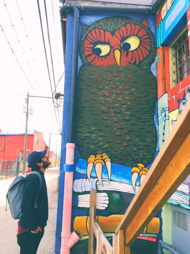 Urban Art in BC