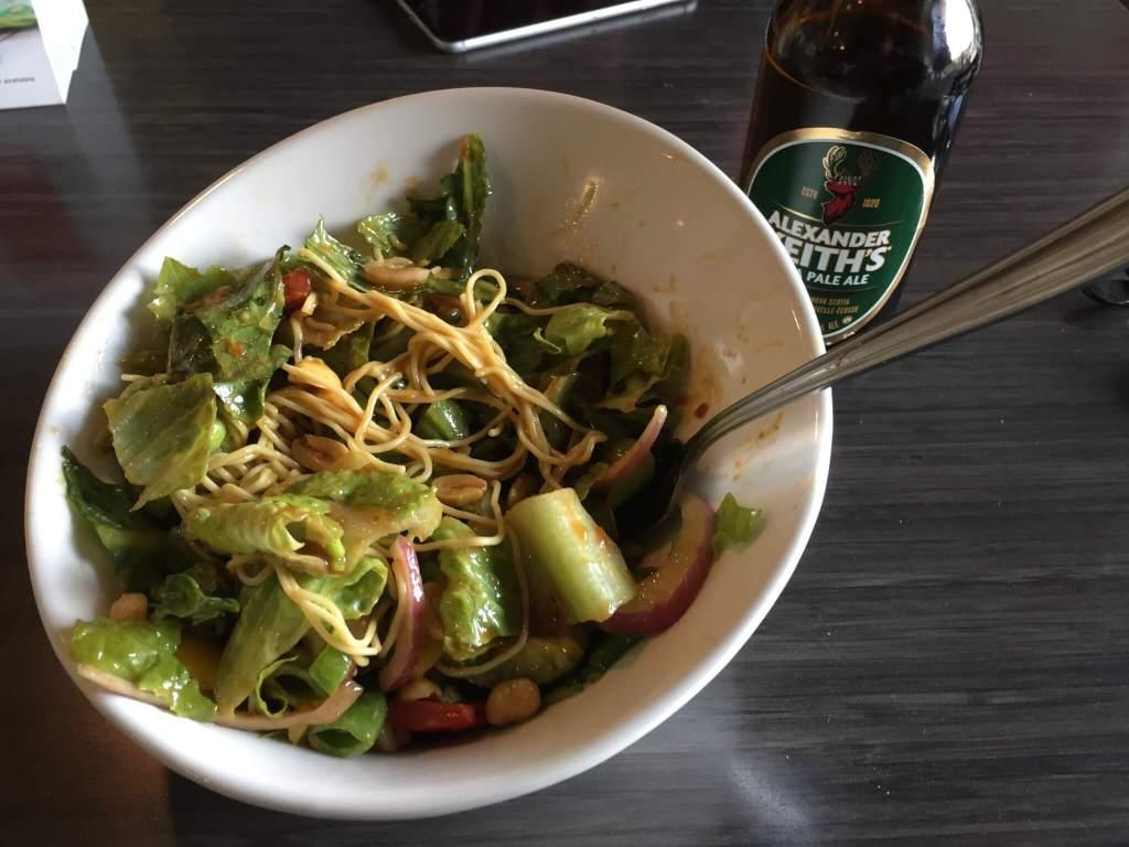The Best Vegetarian and Vegan Restaurants in Kelowna, BC | Asian Salad Bowl