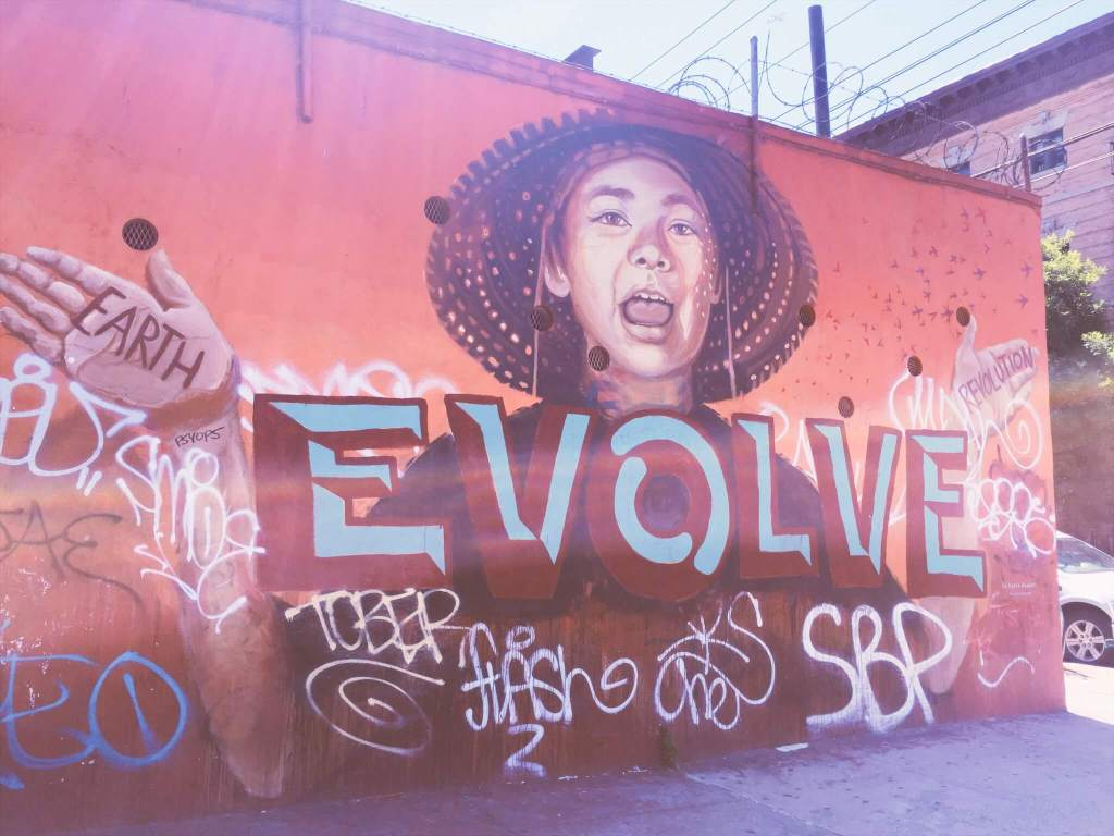 Photos that will make you want to visit the Bushwick Collective