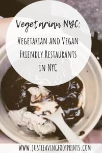 Vegetarian NYC: Vegetarian and Vegan Friendly Restaurants in NYC
