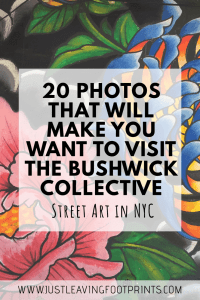 20 Photos of the Bushwick Street Art in NYC that'll Make You Want to Visit