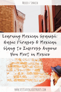 Basic Phrases and Mexican Slang to Impress You Meet in Mexico