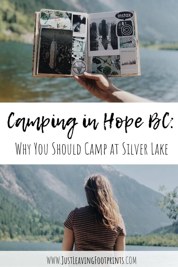Camping in Hope BC: Why You Should Camp at Silver Lake
