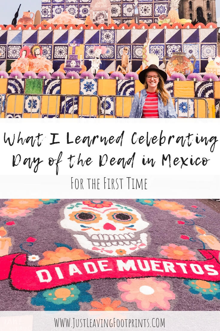 What I Learned Celebrating Día de Muertos in Mexico
