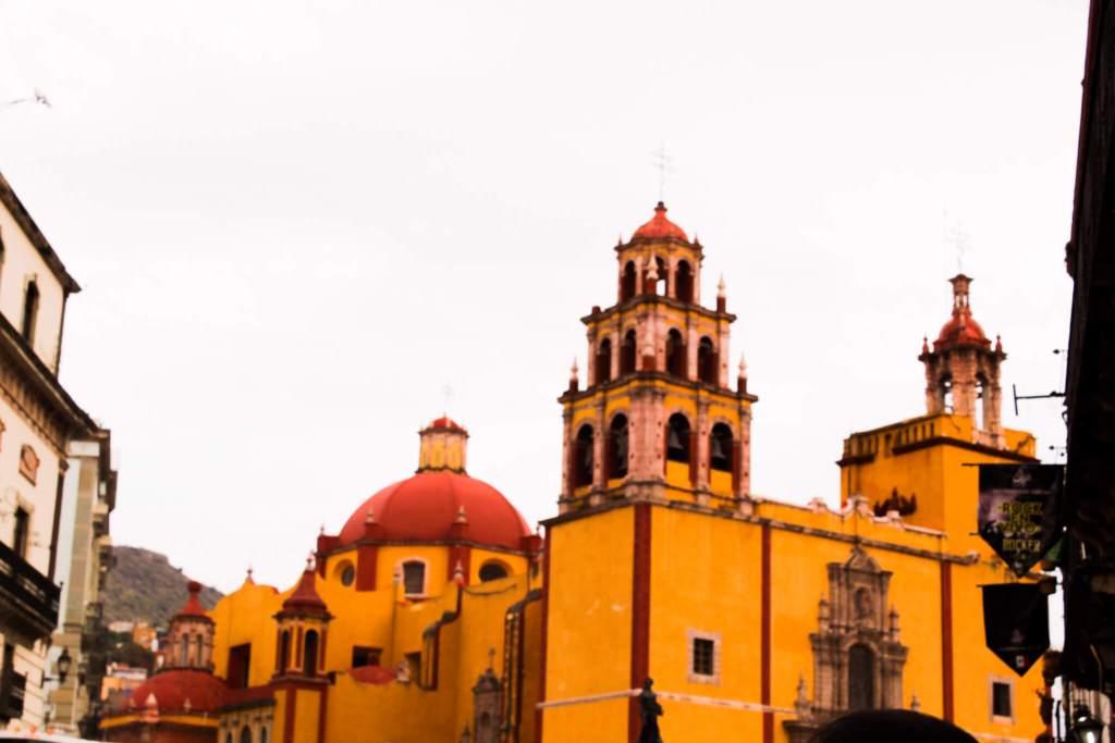 Guanajuato and San Miguel de Allende