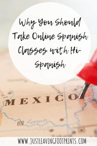 Why You Should Take Online Spanish Courses with Hi-Spanish