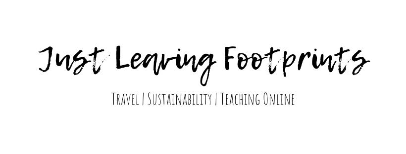 Just Leaving Footprints