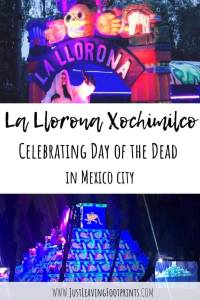 La Llorona Xochimilco: Celebrating Day of the Dead in Mexico City
