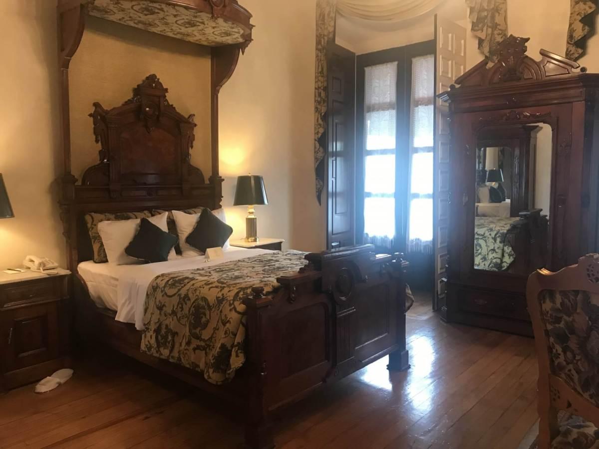 Hotel Virrey de Mendoza in Morelia
