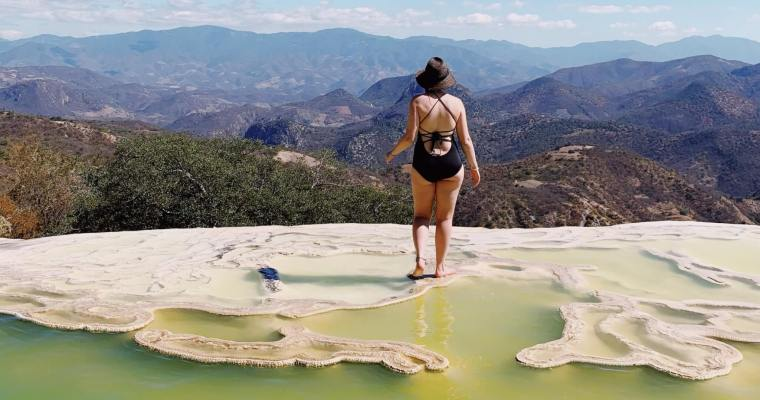 How to Get to Hierve el Agua, Oaxaca, Without a Tour