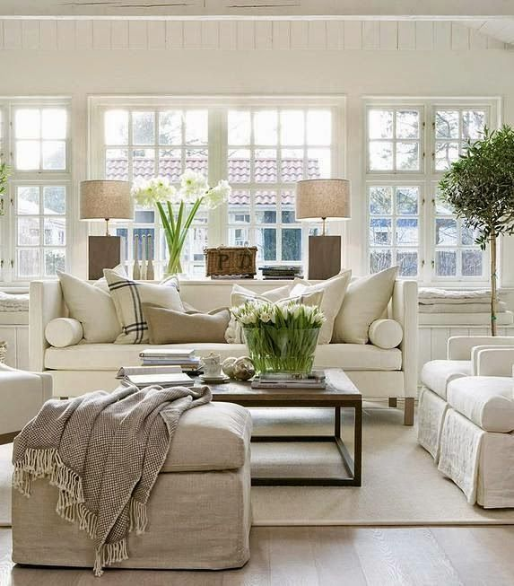Inspired by…living rooms