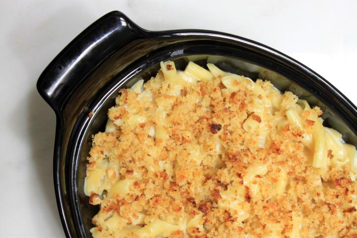 Truffle Mac & Cheese