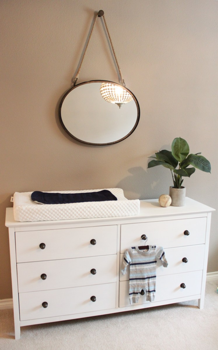 Changing Table Upcycle