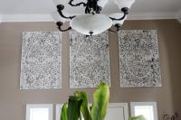 Faux Wrought Iron Wall Decor | Just Like Playing House
