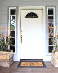 front porch | Just Like Playing House