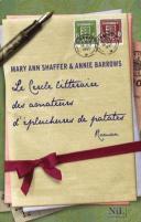 Le cercles littéraire des amateurs d'épluchures de patates - Mary Ann & Annie Barrows