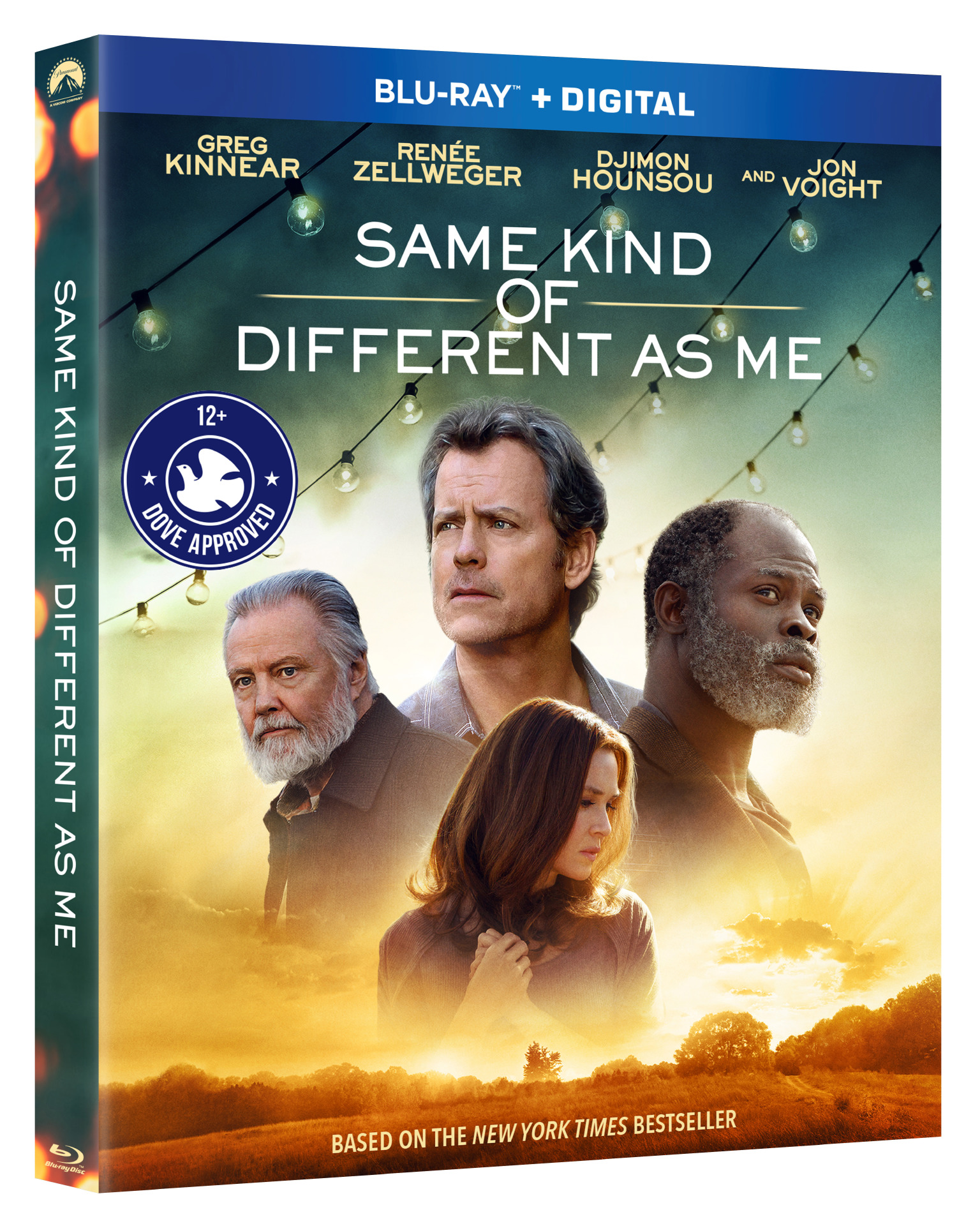 SAME KIND OF DIFFERENT AS ME Arrives on Digital Bluray