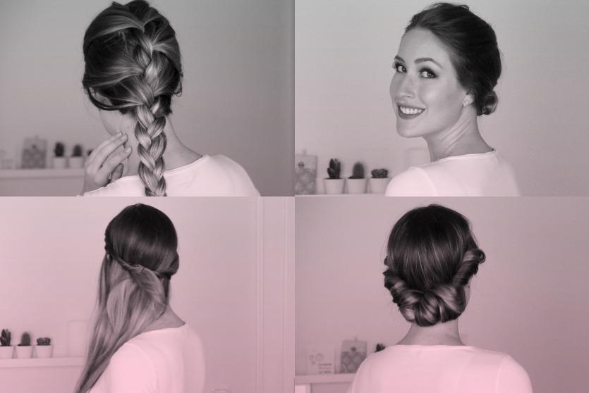Wunderschöne Frisuren Zum Selbermachen Lange Haare • Just Make It