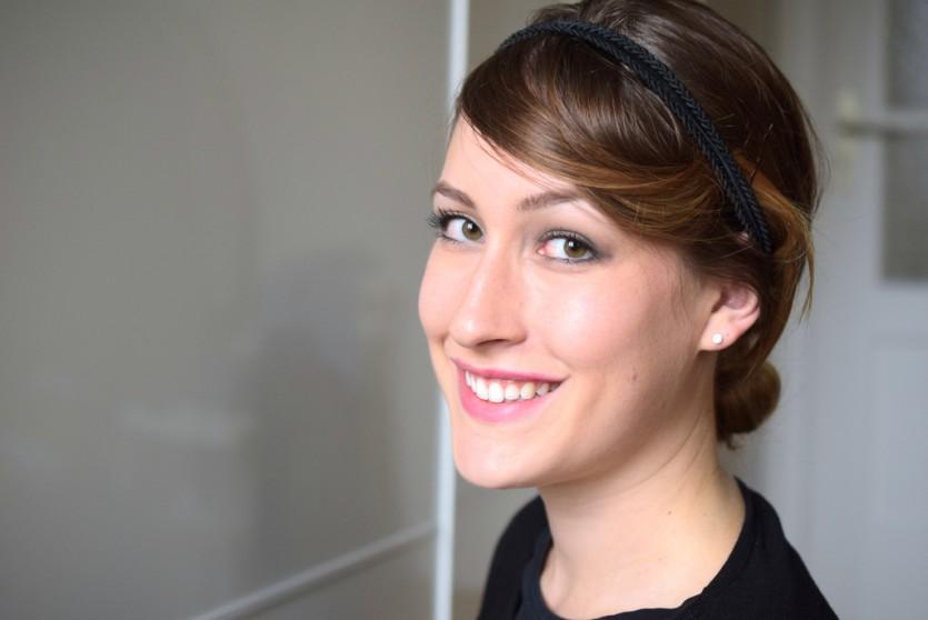 1 Haarband 3 Frisuren Hair Tutorial • Just Make It Up By Julia