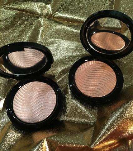 COLOR 1 Golden Pink - for light to medium skin tones COLOR 2 Golden - for medium to dark skin tones