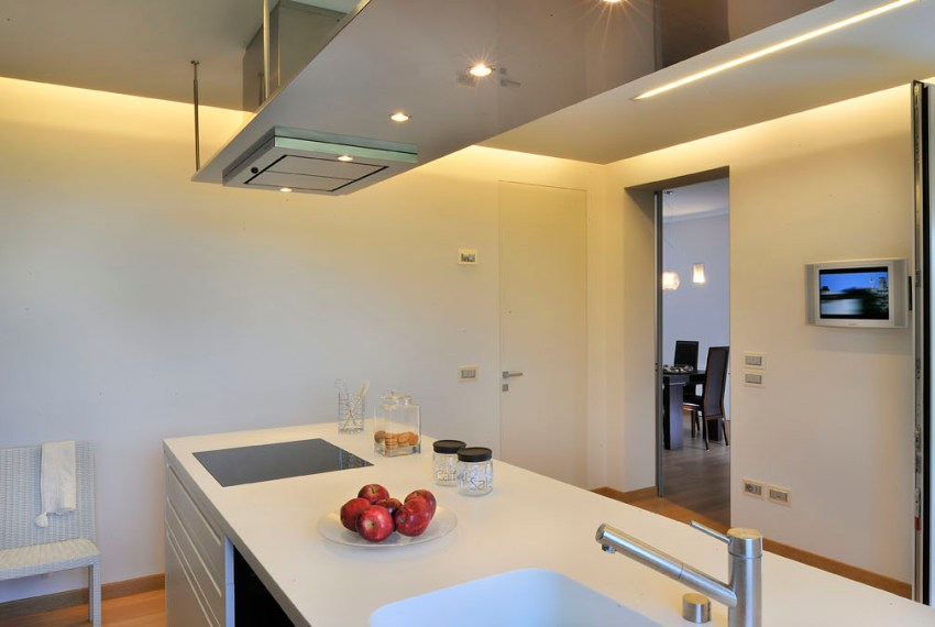 villa agapanti kitchen