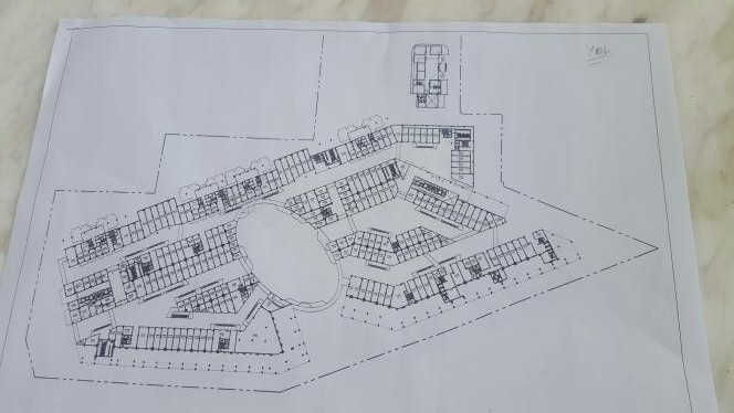 M3M City Hub Site Plan