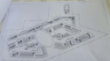 M3M City Hub Site Plan 2
