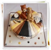 Tarta de boda_ osos