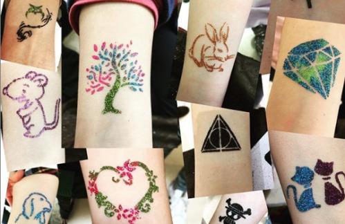 Tatuajes Temporales Para Tu Boda Just Married Market