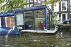 Floating conservatory