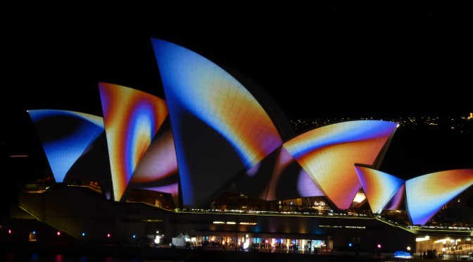 Vivid Sydney – don't miss it!