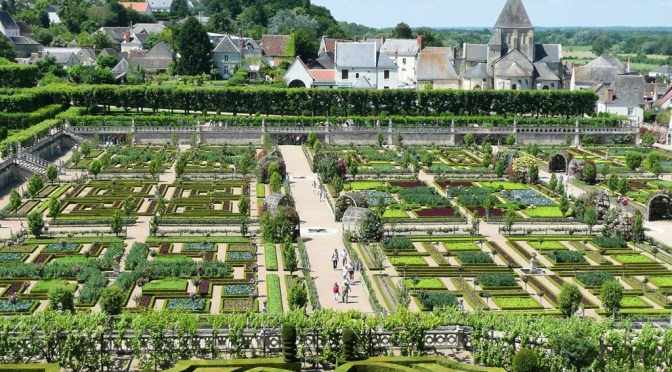 Villandry – Chateaux of the Loire