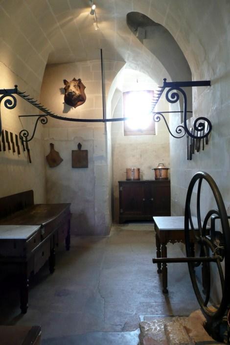Butchers room
