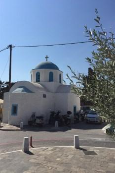 Local chapel
