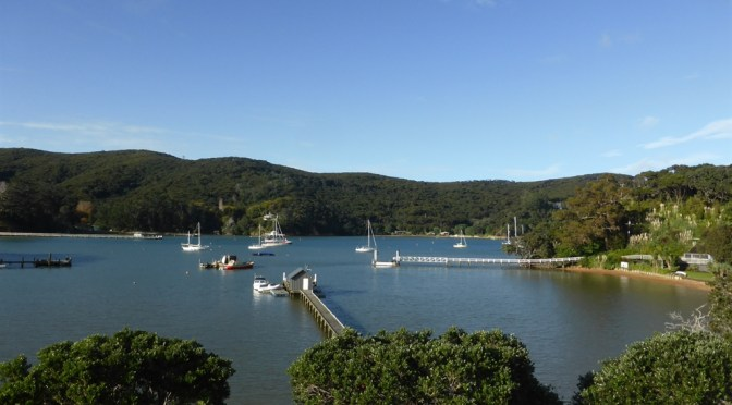 Kawau Island New Zealand – A Short Stay