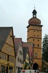 Dinkelsbuhl tower