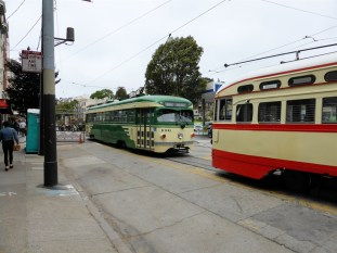 San Francisco Heritage Streetcars