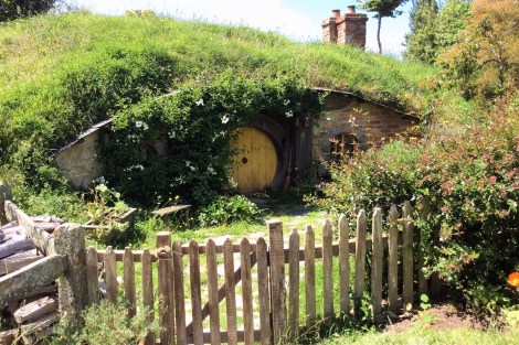 Hobbit-holes