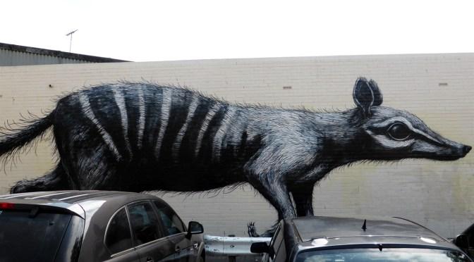 Street Art in Western Australia