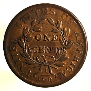 United States Copper Cent. 1805.