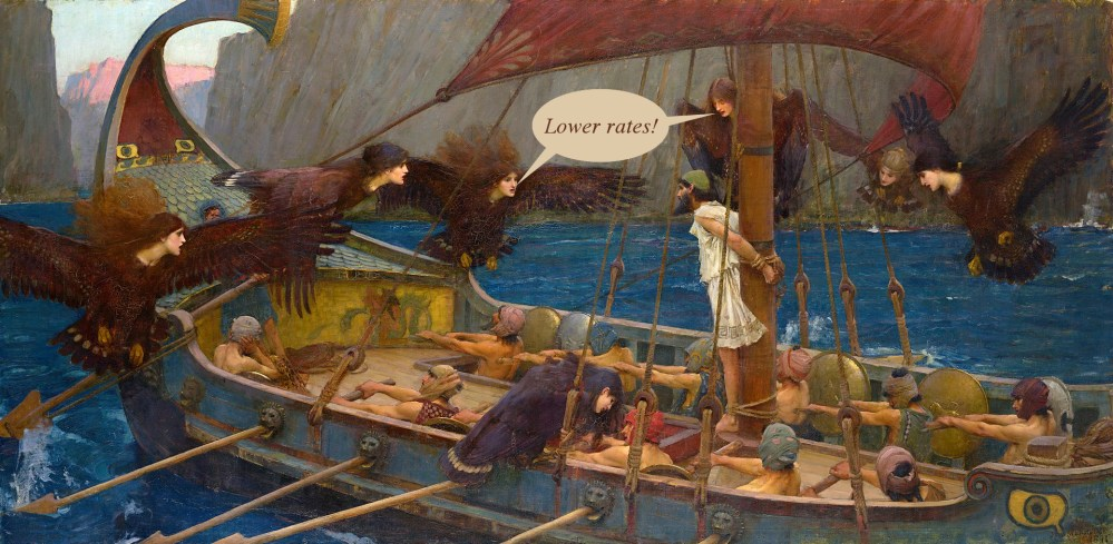 Ulises y las Sirenas by Waterhouse- National Gallery of Victoria Melbourne 1891
