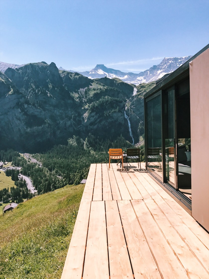 road trip destination Adelboden, Switzerland