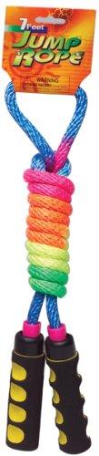 Image of rainbow jump rope