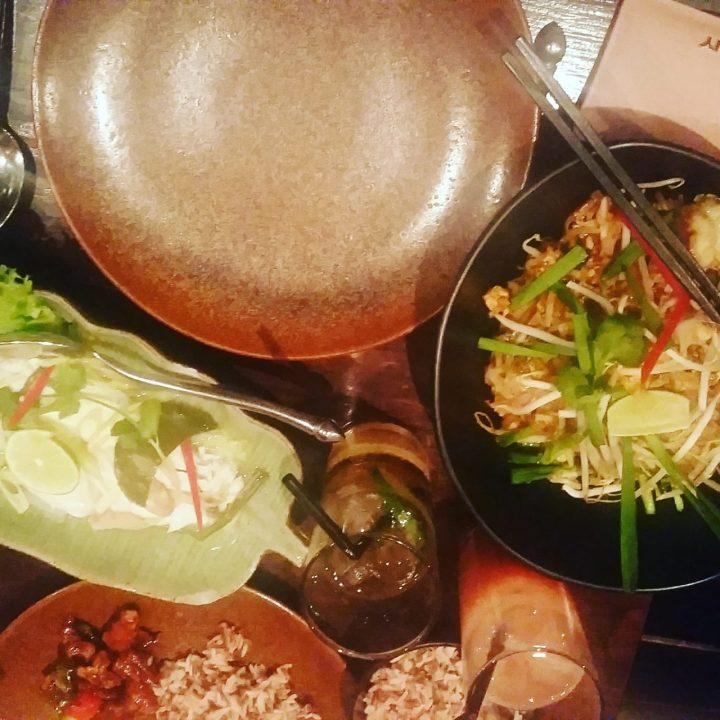 thai food wimbldon