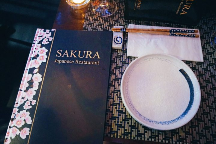 Sakura 桜 – Perfect date night location