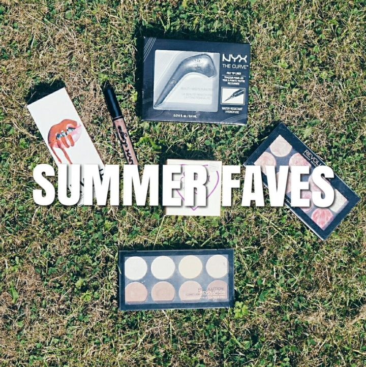 Summer Makeup Faves