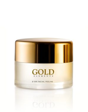gold-elements-dor-facial-peeling