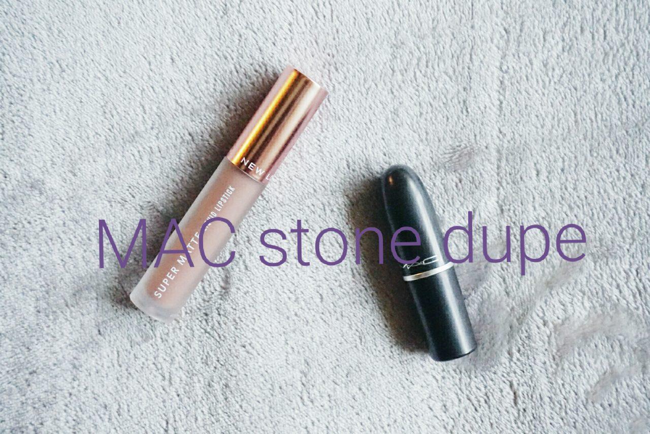 MAC Stone dupe